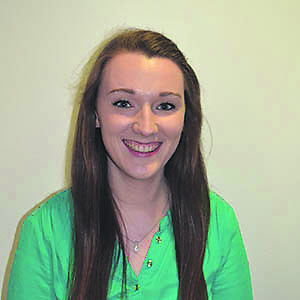 ULSU Welfare Officer Ciara Corcoran