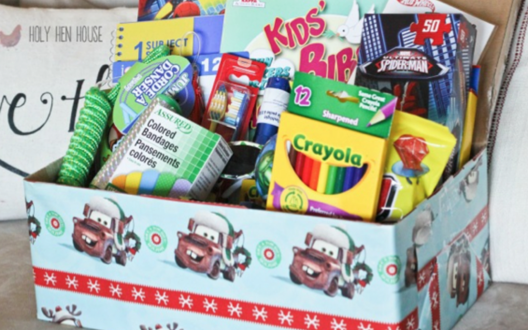 Christmas Shoebox.Ul Are Helping Team Hope Collect For Christmas Shoe Box